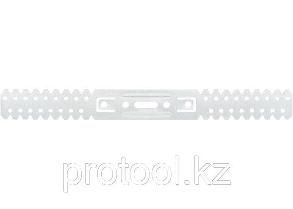 Подвес прямой 0,8мм, 300x30мм для профиля РР 60х27мм,// СИБРТЕХ//Россия, фото 2