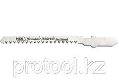 Полотна для электролобзика  по дереву, 3 шт. T101AO, 50 x 1,4мм, фигурн. рез  // MATRIX Professional