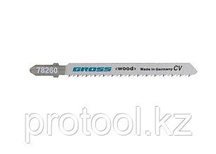 Полотна для электролобзика  по дереву, 2 шт. ( 3101 - T101B ) // GROSS, фото 2