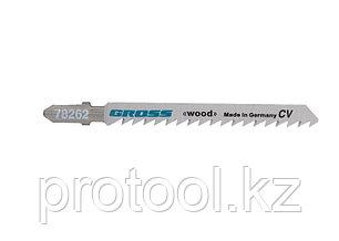 Полотна для электролобзика  по дереву, 2 шт. ( 3103 - T101D ) // GROSS, фото 2