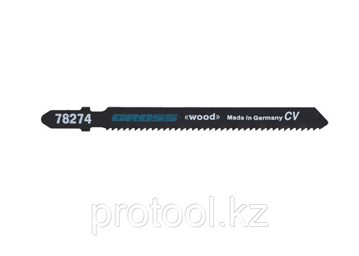 Полотна для электролобзика  по дереву, 2 шт.( 31085 - T111B ) // GROSS