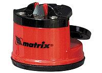 Приспособление для затачивания ножей любого типа, крепление на присоске// MATRIX