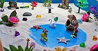 Детский психолог. Психологический тренинг для детей (детская психологическая группа). Песочная и арт-терапия.