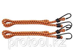 Резинки багажные усиленные 2 шт, 1000 мм// STELS