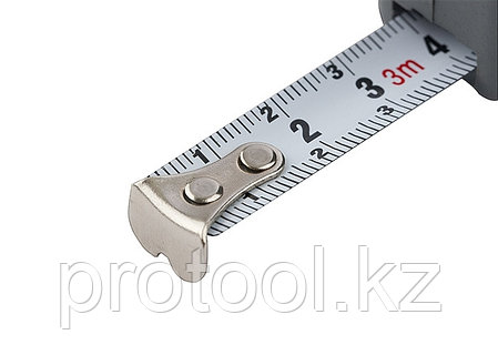 Рулетка Fine, 3 м х 13 мм, пластиковый корпус// MATRIX, фото 2