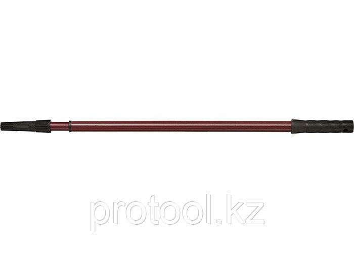 Ручка телескопическая металлическая, 0,75-1,5 м// MATRIX