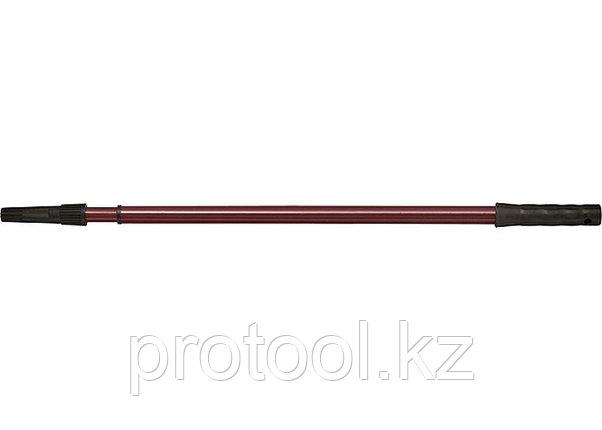 Ручка телескопическая металлическая, 1,0-2 м// MATRIX, фото 2