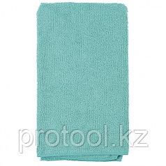 Салфетка из микрофибры для пола синяя 500*600 мм//Elfe