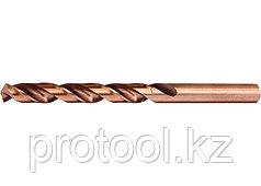 Сверло по металлу, 10 мм, HSS Co-5% // MATRIX