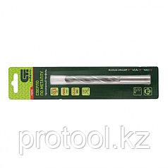 Сверло по металлу, 10,5 мм, Р6М5 // СИБРТЕХ