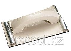 Сеткодержатель, 230 х 105 мм, пластиковый с зажимами// SPARTA