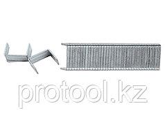 Скобы, 12 мм, для мебельного степлера, закаленные, тип 140, 1000 шт.// MATRIX MASTER