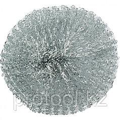 Скраб для посуды, 2 шт, металлический//Elfe