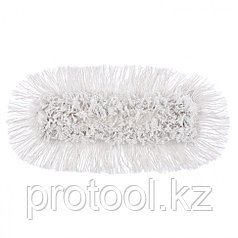 Сменная  насадка из хлопка 400*150 мм для швабры 93505//ELFE