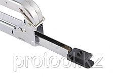 Степлер мебельный регулируемый (Handwerker), стальной корпус, тип скобы 53, 4-14 мм// GROSS, фото 3