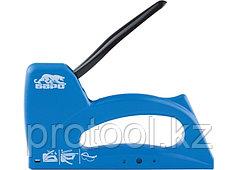 Степлер пластиковый, тип скобы 53, 6-10мм// БАРС