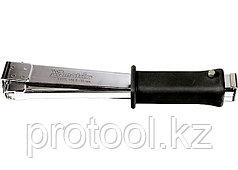 Степлер-молоток усиленный, тип скобы 140, 6-10 мм// MATRIX MASTER