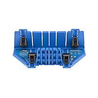 Стусло пластиковое 350*100*80мм,5 углов для запила, приж.фиксаторы с угл.накл-ми// БАРC