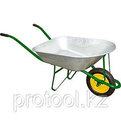 Тачка садовая грузоподъемность 160 кг, объем 78 л// PALISAD