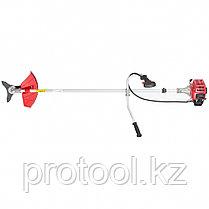 Триммер бензиновый KC-2500, состоит из 2 частей, 2,5 л.с., 42,7 см3 (диск+катушка)// KRONWERK, фото 2