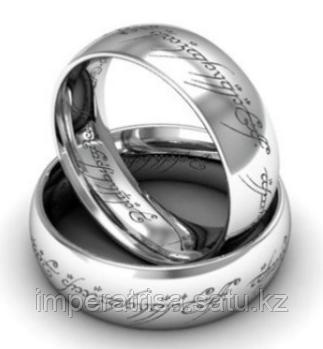 """Парные кольца """"Кольца всевластия"""""""