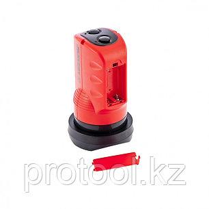Уровень лазерный, 100 мм, штатив 1260 мм, самовыравнивающийся  //MATRIX, фото 2