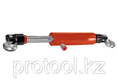 Цилиндр гидравлический, 10 т, стяжной усиленный с крюками// MATRIX