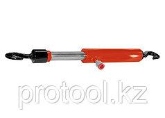 Цилиндр гидравлический, 5 т, стяжной усиленный с крюками// MATRIX