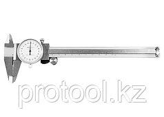 Штангенциркуль, 150 мм, стрелочный// MATRIX
