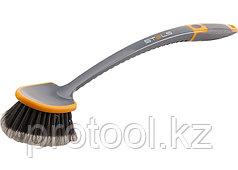 Щетка для мытья автомобиля с двухкомпонентной рукояткой // STELS
