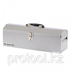 Ящик для инструмента, 484 х 154 х 165 мм, металлический// MATRIX