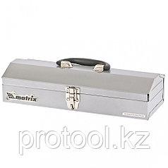 Ящик для инструмента, 410 х 154 х 95 мм, металлический// MATRIX