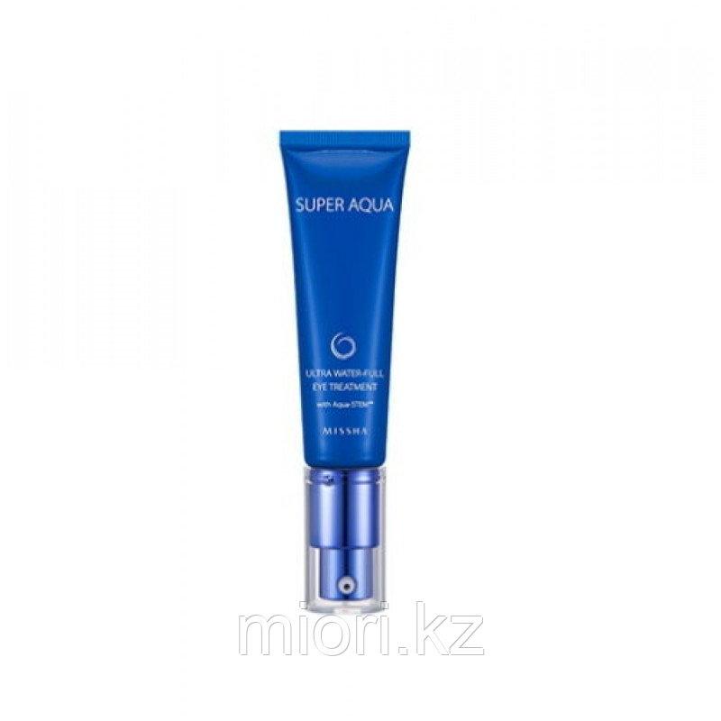 Увлажняющий крем для кожи вокруг глаз Super Aqua Ultra Waterful Eye Treatment