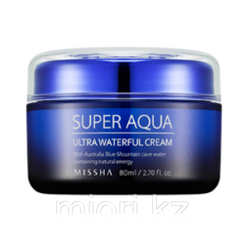 Увлажняющий крем Super Aqua Ultra Waterful Cream
