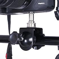 Дополнительное крепление для студийных аксессуаров или фотоаппарата, фото 3