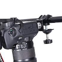 Струбцина - зажим для крепления фотоаппарата и студийных аксессуаров, фото 2