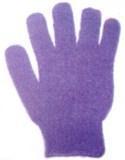 """Мочалка-перчатка  """"5 пальцев"""""""