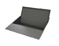 Встраиваемый поднимающийся дисплей Albiral 170MC01DVI