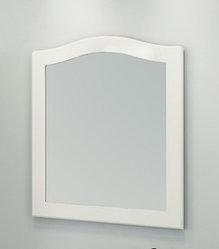 """Зеркало """"Монако-80"""" белый"""
