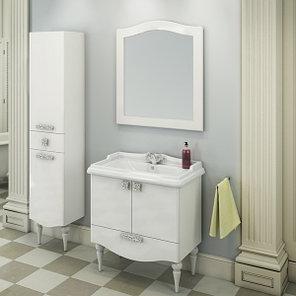 """Зеркало """"Монако-80"""" белый, фото 2"""