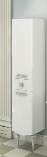 """Шкаф-колонна """"Монако-40"""" белый"""