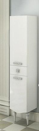 "Шкаф-колонна ""Монако-40"" белый, фото 2"