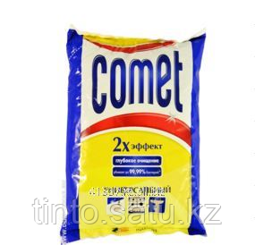 """Чистящее средство """"Comet"""" в пакетах 350гр"""