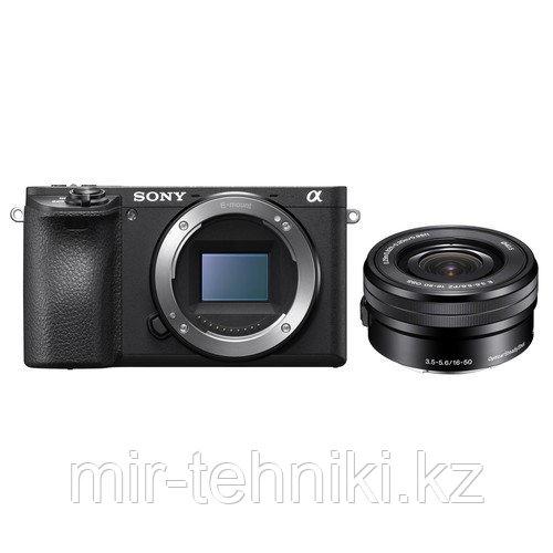 Фотоаппарат Sony Alpha A6500 kit 16-50mm меню на русском языке