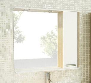 "Зеркало-шкаф ""Тулуза-90"" сосна лоредо, фото 2"
