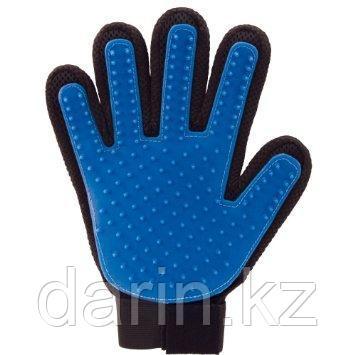 Перчатка для чистки животных true touch - фото 1