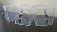 Изготовление акриловых ящиков по индивидуальному заказу, фото 1