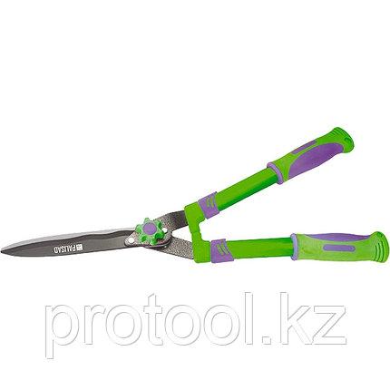 Кусторез, 560 мм, волнистые лезвия, двухкомпонентные ручки// PALISAD, фото 2