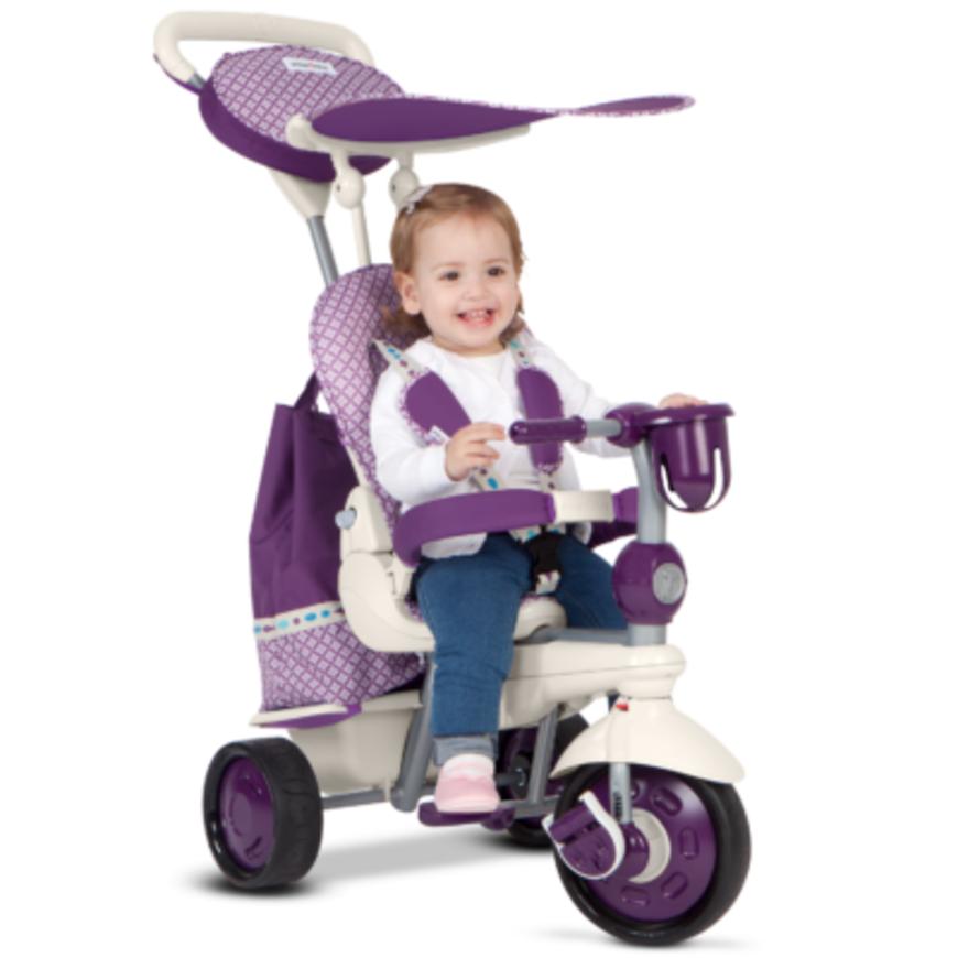Велосипед Smart Trike 5в1 Dazzle/Splash в ассортименте
