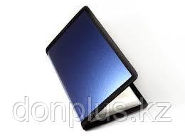 Визитница INDEX на 144 визитки, 200 x 115 мм, синяя